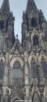 Visual van de dom in Aachen met zeer veel details.