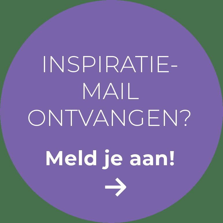 Inschrijven inspiratiemail