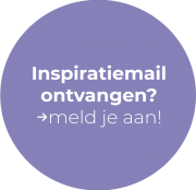Call to action button Inschrijven nieuwsbrief